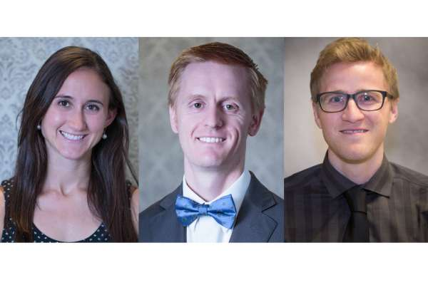 Residents: Drs. Laura Magnelli, Eric Pepin, and Jerry Slater