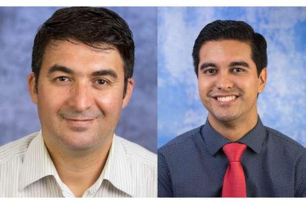 Doctors Mehmet Albayram and Joseph Grajo