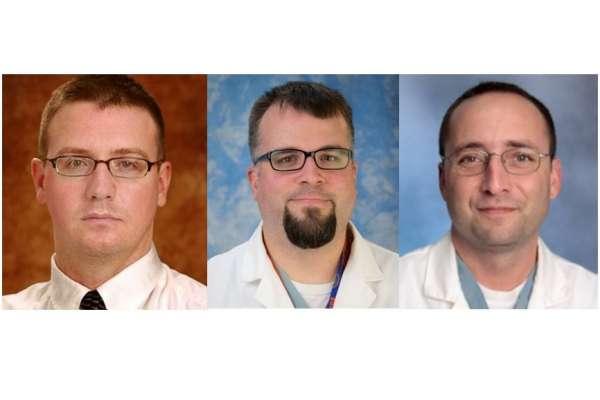 Doctors Vogel, Lazarowicz, and Geller