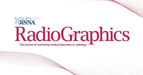 Logo for RadioGraphics Journal