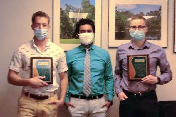 Doctors Merritt, Grajo, and Slater