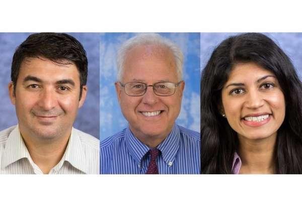Doctors Albayram, Rees, and Sharma