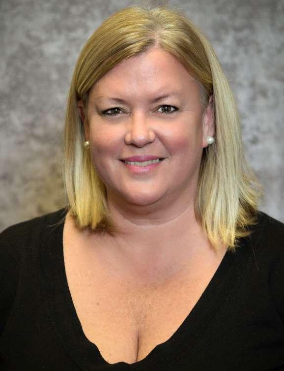 Kiersten Simmons, Program Coordinator
