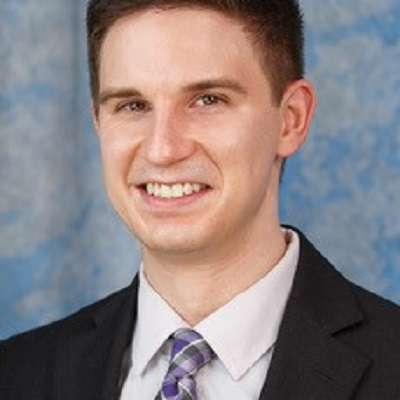 Medical student Garrett Smith